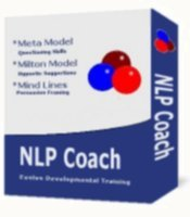 NLP Coach Meta Model, Milton Model & Mind Lines Training Software